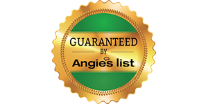 Badge for Angie's List Guaranteed Business