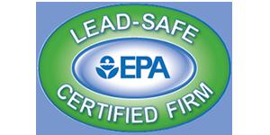 Logo for EPA Lead Safe Certification