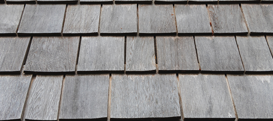 Cedar Shake Shingle roof